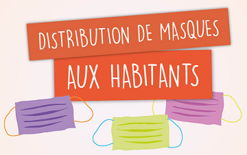 distribution masques